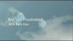 Chiropractor in Kansas City - Stop Back Pain