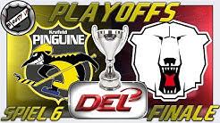 NHL 19 SAISON MODUS DEL 🏒 #070 - Spiel 6 - Meisterschaft für den KEV? ★ Let's Play