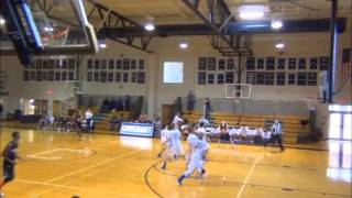 Tucker Griffin #32 Hargrave Military Academy (79-169 3pnt)