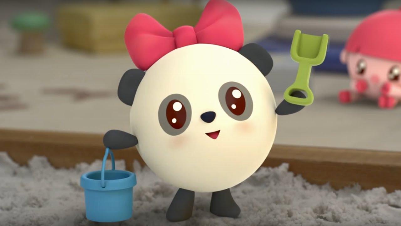 Мультфильмы для малышей: Привет, Маша! (Малыш