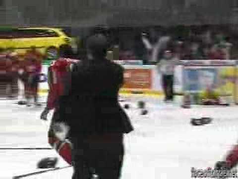 WJC 2007 Gold Medal Game - The Goal