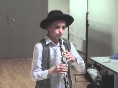 Hautbois Elouan 12 ans Nino Rota Musiques film Le parrain 2011 12
