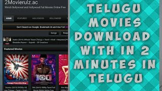 How to download movies in movierulz