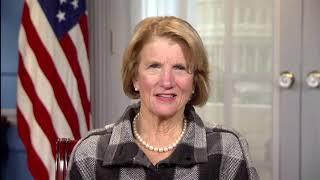 Senator Capito's Weekly Video Message, 1/18/2019