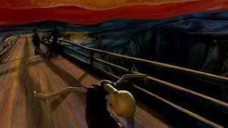 The Scream & The Graet Gig In The Sky (Pink Floyd) :: Sebastian Cosor