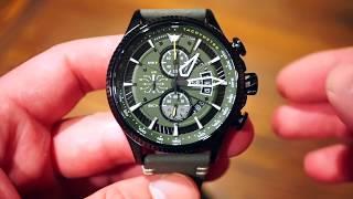 AVI-8 Hawker Hunter Avon Chronograph Watch Review