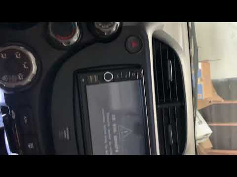 Honda Fit Stereo And Reverse Camera Install