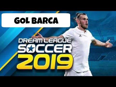 Gol UNIK game dream league soccer 2019.