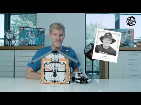 Remix - LEGO Mindstorms - LEGO Technic - Reveal Video