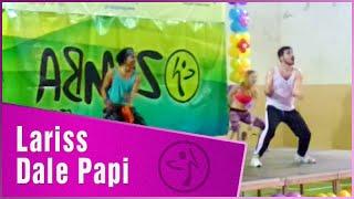Video ZUMBA - Lariss - Dale Papi download MP3, 3GP, MP4, WEBM, AVI, FLV Juli 2018