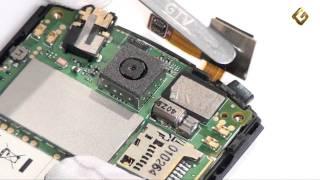 Acer Liquid Mini - как разобрать телефон и из чего он состоит