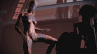 The Bad Effect- a romantic parody (Mass effect 2 MV)