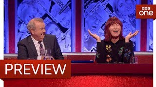 Janet Street-Porter buying booze at 7:30 in the morning - Have I Got News For You - BBC One