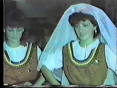 Poljanka Ingranka at Rockdale Bowling Club 1985
