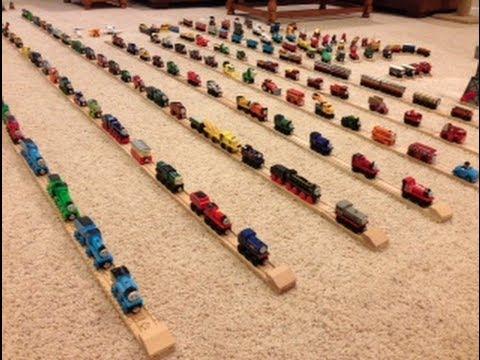 Thomas Wooden Railway Collection 5 Doovi