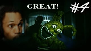 - I BEAT PLUSHTRAP MINI GAME Five Nights At Freddy s 4 FULL GAME Night 4 Complete FIRST ATTEMPT