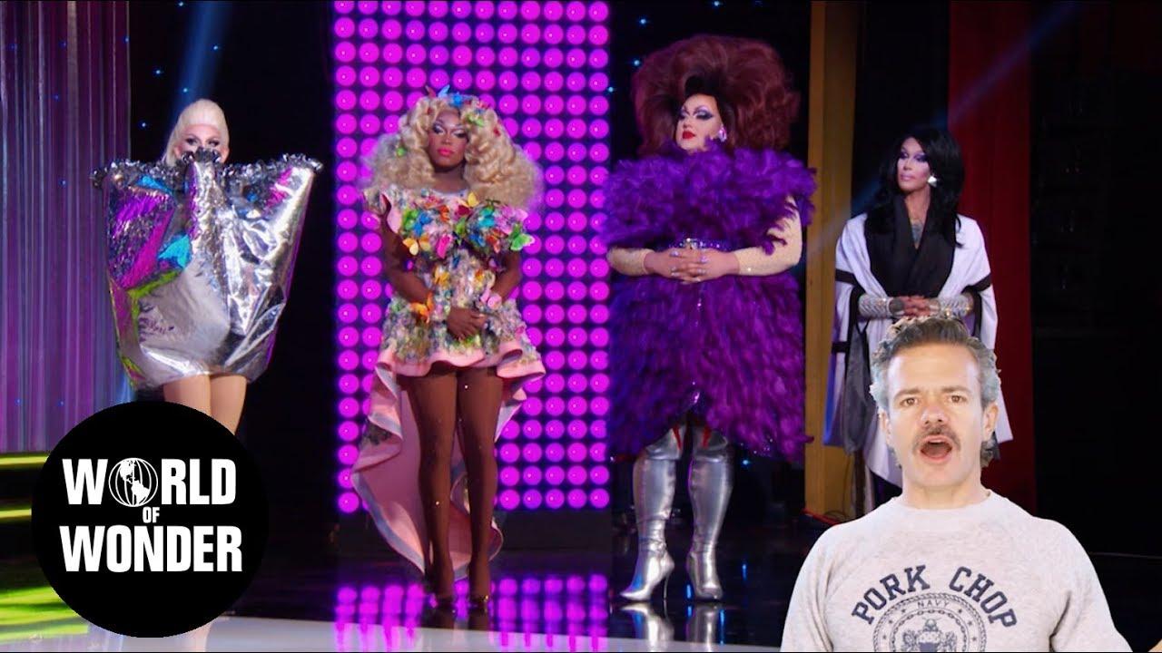 "Spoiler Alert! RuPaul's Drag Race S10 Ep14 Extra Lap Recap ""Finale"""
