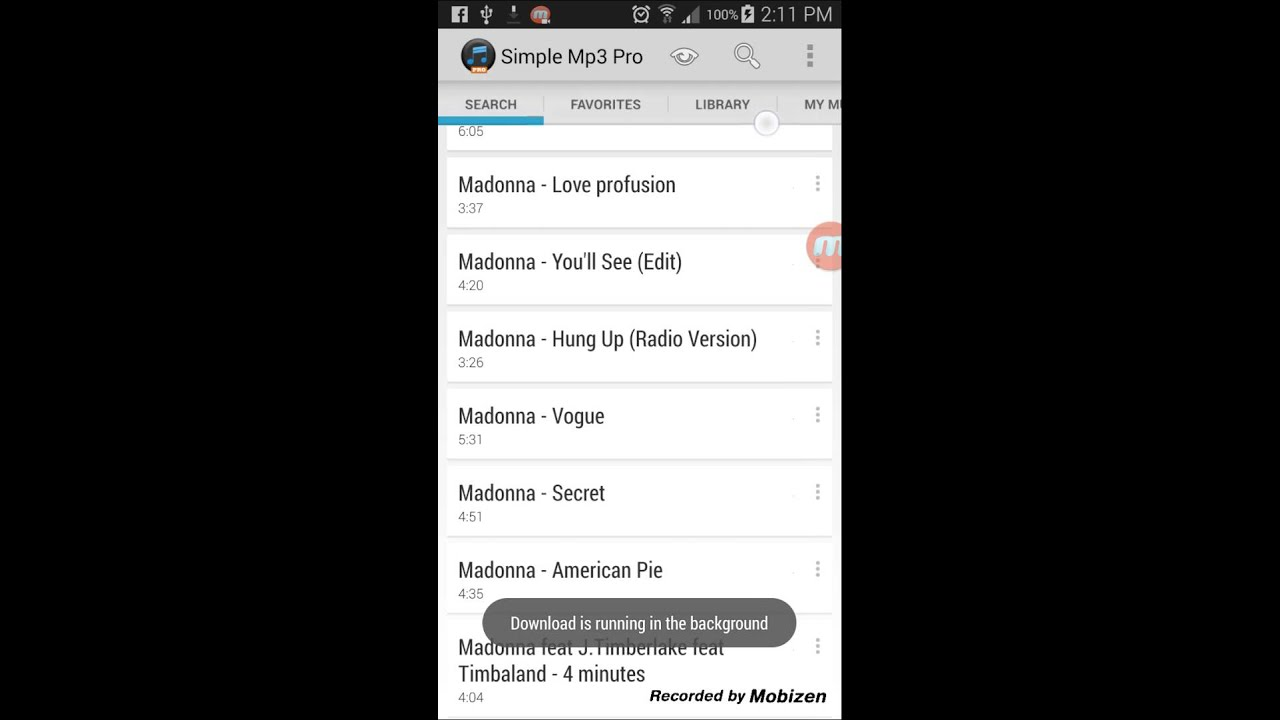 Download Simple MP3 Pro for Android free | blogger.com