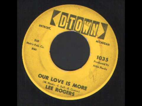 Lee Rogers - Our love is more - R&B SOUL.wmv