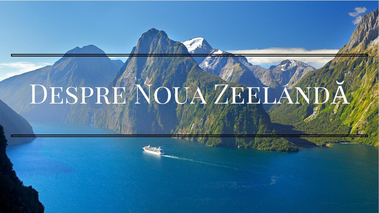 Noua Zeelandă Facebook: Despre Noua Zeelandă