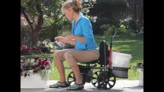 Rolling Gardening Seat | Garden Tools | Solutions
