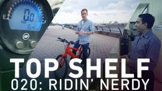 Top Shelf: the future of electric bikes and biking