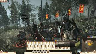 Makedonya&Arverniler vs Roma&Mısır [Total Warcılar]