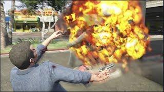 Explosions! gtav madness!