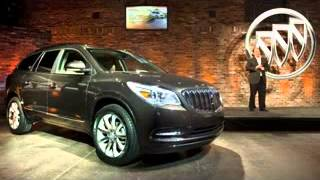 Buick Enclave interior exterior pictures