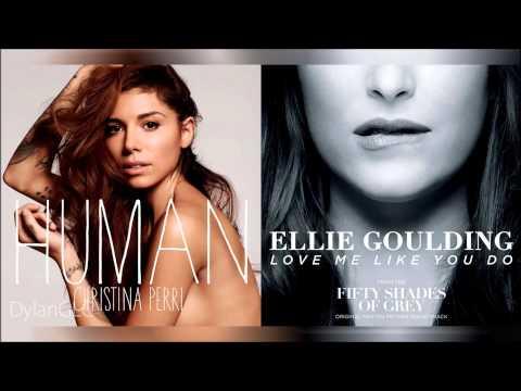 Love Me Like a Human | Ellie Goulding & Christina Perri Mixed Mashup!
