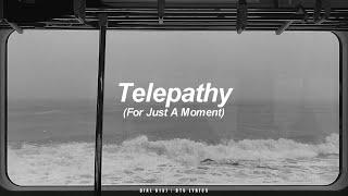 Telepathy | BTS (방탄소년단) English Lyrics