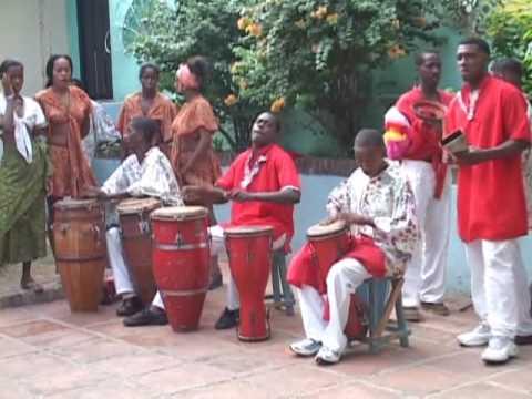 Santiago de Cuba, karibische Tradition und Geschichte Cubas