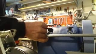 Knife Blade polishing