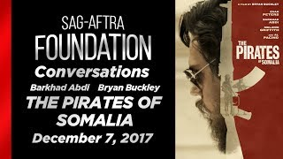 Conversations with Barkhad Abdi and  Bryan Buckley of THE PIRATES OF SOMALIA