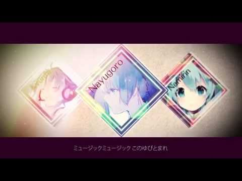 【Nico Nico Chorus 合唱】ミュージックミュージック / Music Music