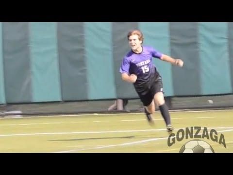 Gonzaga Sports #HailGonzaga Moment: @GonzagaSoccer Defeats #2 DeMatha (2015)