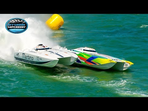 Offshore Superboats Round 5 Hervey Bay QLD - October 29, 2017