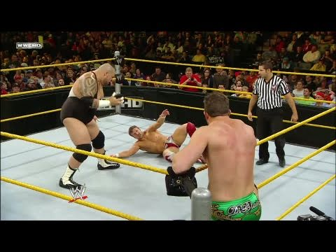 WWE NXT - WWE NXT- January 18, 2011