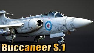 Buccaneer S.1 - Summer Landing Devblog - War Thunder