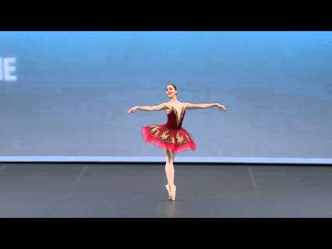 Yiyang Fu - 2016 Prix De Lausanne Selections - Classical Variation