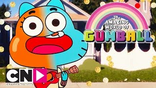 Die fantastische Welt von Gumball   Komisch Wie Du & ich   Cartoon Network