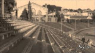 Before and After of the Historic Kezar Stadium