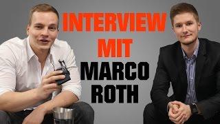 Wie du dir ohne online Marketing Kenntnisse ein Unternehmen aufbaust. - Interview mit Marco Roth