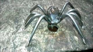 Безделушка из ничего (паук)