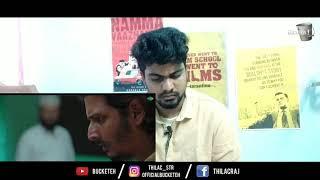 GYPSY Trailer Reaction & Review Jiiva Raju Murugan