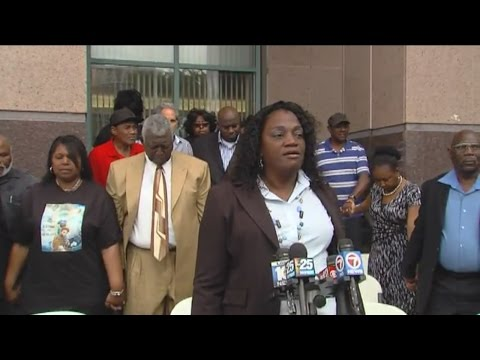 News conference regarding Corey Jones shooting Part 1