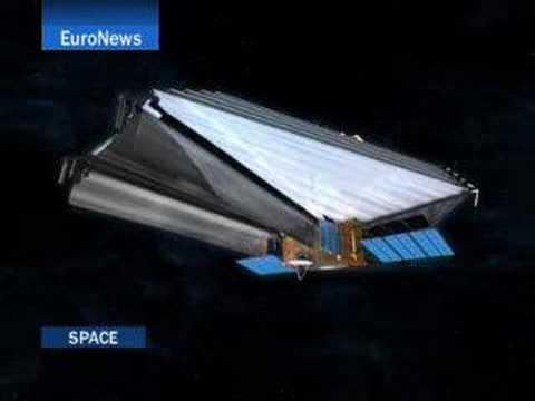 EuroNews - Space - Le télescope James Webb