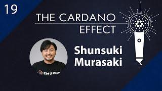 Emurgo Business Development with Shunsuke Murasaki | TCE 19
