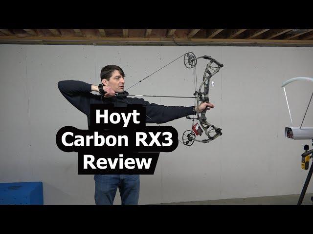 Hoyt Carbon RX 3