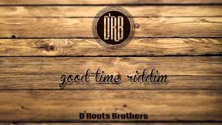 Good Time Riddim (reggae instrumental version) - D